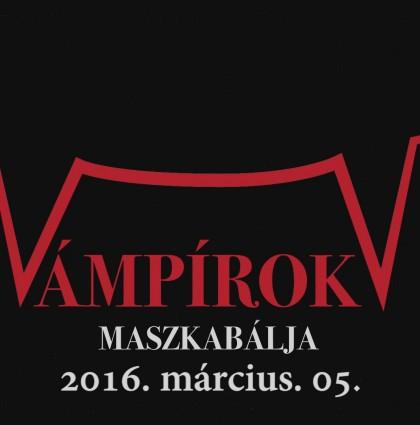 Vámpírok Maszkabálja 2016